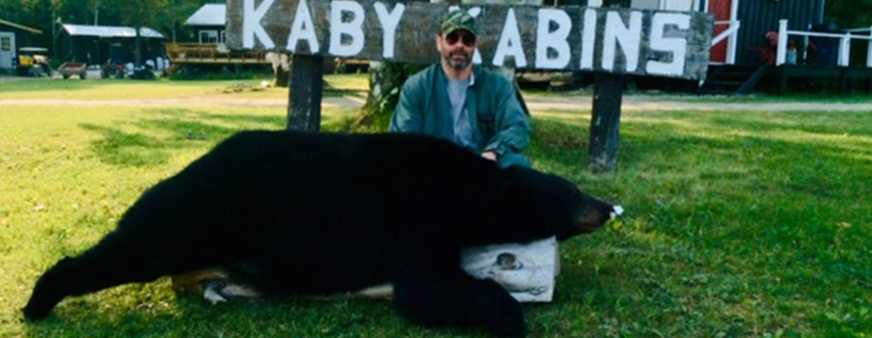 Agich's Kaby Kabins Hunting