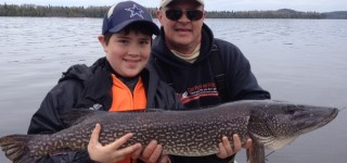Northern Pike Fishing