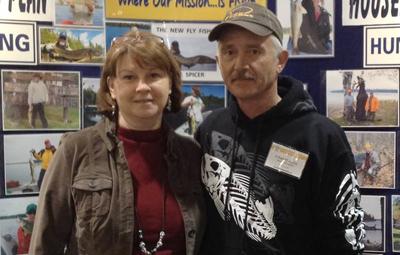 Stewart and Donna Agich